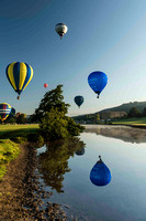 Balloons at Chatsworth
